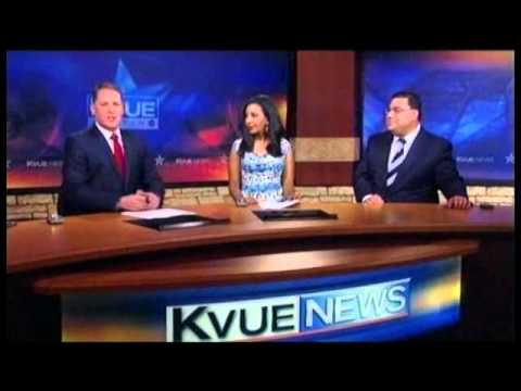 Photo of News – 1984 Channel 24 KVUE Austin – Part 2 – News & Weather & Sports UT Rick Carey