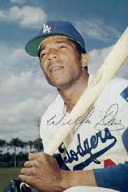 Photo of ESPN Sports Look With Host Roy Firestone And Guest Dodgers OF Willie Davis