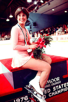 Photo of Olympics – 1980 Lake Placid – Figure Skating Special  – John Curry & Dorothy Hamill Return To Olympics