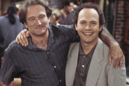 Photo of Comedy – Comic Relief – Betty And Her Boys – Robin Williams & Billy Crystal