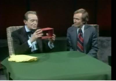 Photo of Special Abracadabra It Is Magic Host Dick Cavett Part 2