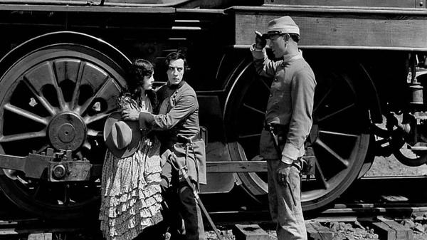 Photo of Comedy – Buster Keaton – The General