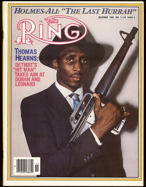 Photo of Boxing – 10 Rnd Middleweight Bout – Thomas Hearns VS Ernie Singletary