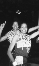 Photo of Olympics – 1984 Los Angeles – Womens Basketball – Profile Of The McGee Twins