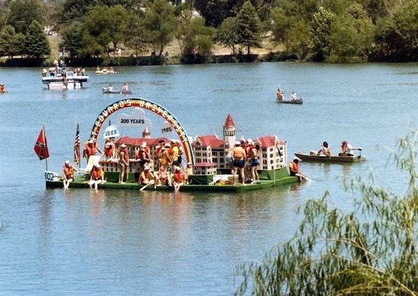 Photo of News – 1984 Channel 24 KVUE Austin – Part 1 – Austin Aqua Fest