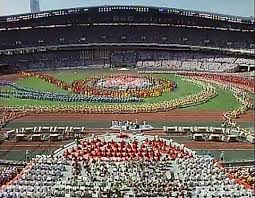 Photo of Olympics – 1988 Seoul – Opening Ceremony Highlights  – NBC with Bob Costas