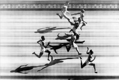 Photo of Olympics – 1948 London – Track – Mens 100m & 200m Dash & 400m Relay – The Barney Ewell Story