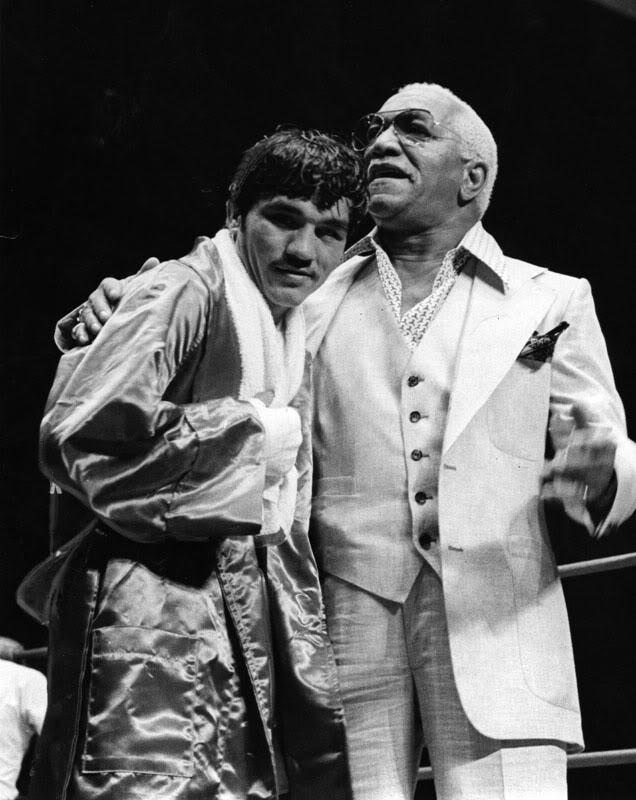 Photo of Olympics – 1984 Los Angeles – Boxing – Lt Flyweights – Paul Gonzales VS Jose Marcelino Bolivar