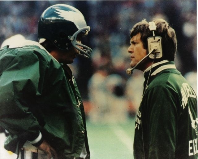 Photo of NFL – Great Teams – Coach Dick Vermeil And The 1984 Philadelphia Eagles