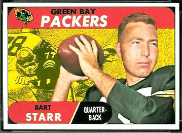 Photo of NFL – Men Who Played The Game – Green Bay Packers QB Bart Starr