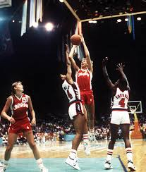 Photo of Olympics – 1984 Los Angeles – Womens Basketball – USA VS CAN – Part 1