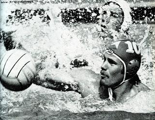 Photo of Olympics – 1984 Los Angeles – Water Polo – USA VS Holland – 3rd Period imasportsphile