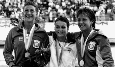 Photo of Olympics – 1984 Los Angeles – Diving – Womens Springboard Prelims