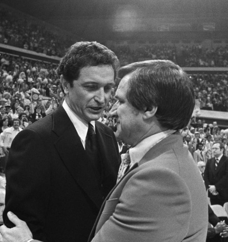 Photo of NCAAM – NBC Special – Al McGuire On Coach Norm Ellenberger & Alburquerque