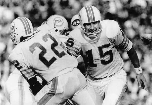 Photo of NFL – Special – The Men Who Played The Game – QB Earl Morrell