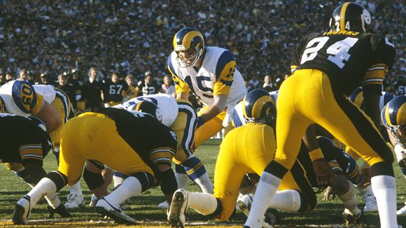Photo of NFL – Hilites – Super Bowl XIV – Pittsburg Steelers VS Los Angeles Rams – 4th Qtr