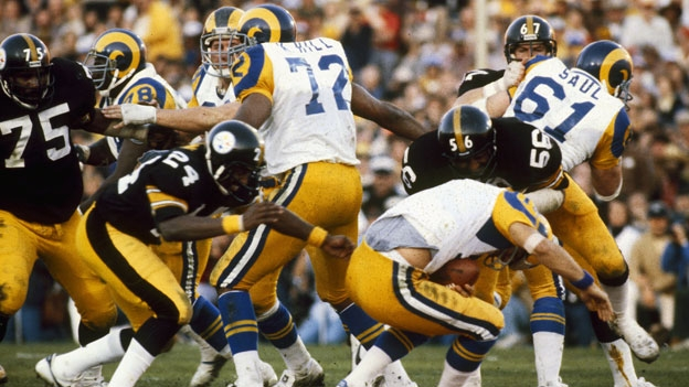 Photo of NFL – 1980 Highlights – Super Bowl XIV – Pittsburgh Steelers VS Los Angeles Rams