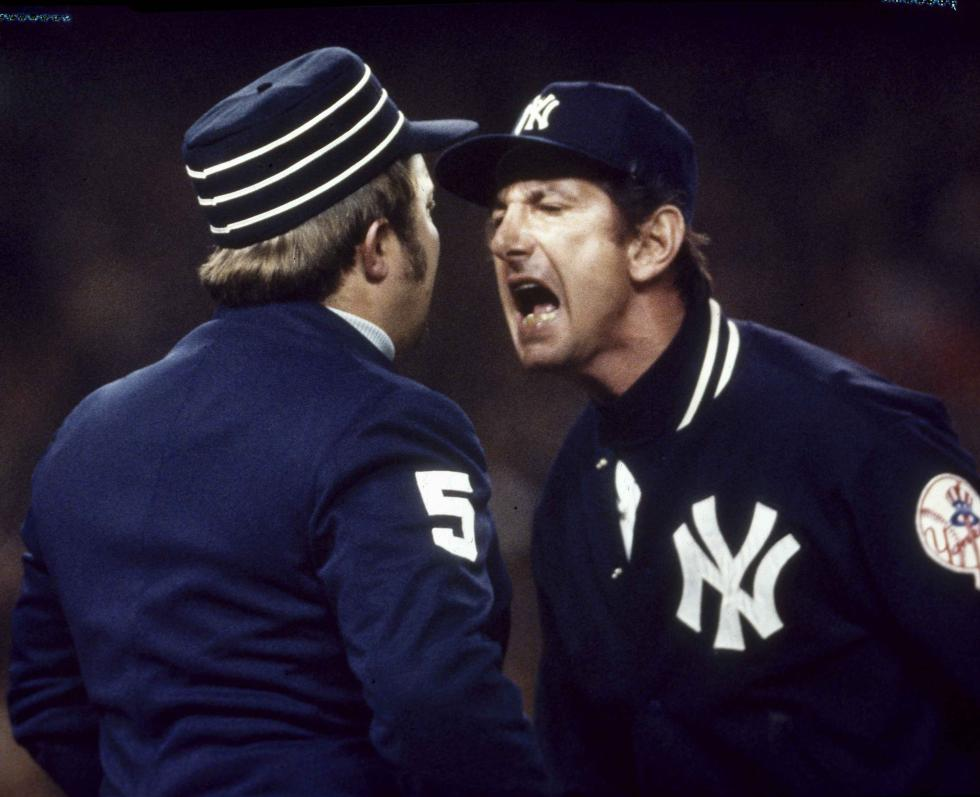 Photo of Bonne Daddy´s 1976 New York Yankees Baseball Card Collection Pieces