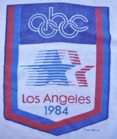 Photo of Olympics – 1984 Los Angeles – ABC Introduction To Day 12 With Jim McKay
