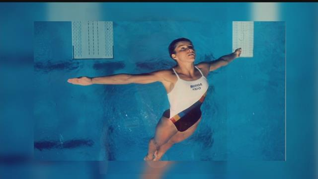 Photo of Olympics – 1984 Los Angeles – Womens Platform Diving Prelims & Highlights Of The Chinese Athletes