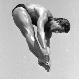 Photo of Olympics – 1984 Los Angeles – Diving – Mens 3m Springboard Finals – Dive 1 Round
