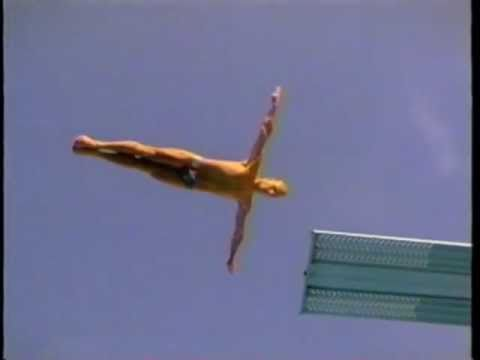 Photo of Olympics – 1984 Los Angeles – Diving – Mens Springboard Prelims – Dive 10 Round