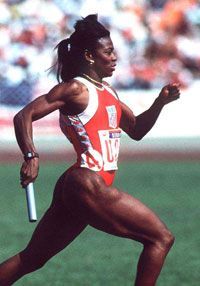 Photo of Olympics – 1984 Los Angeles – Highlights – Carl Lewis Broad Jump & Joaquim Cruz 800m & Valerie Brico-Hooks 400m