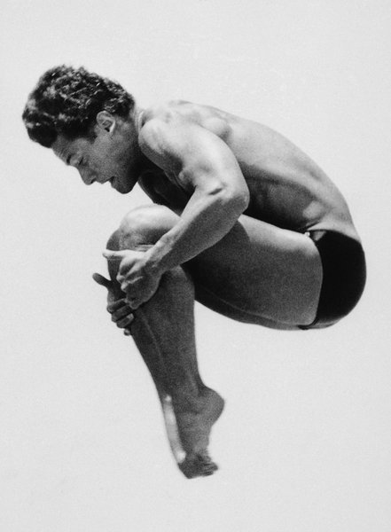 Photo of Olympics – 1984 Los Angeles – Diving – Mens Springboard Prelims – Dive 7 Round