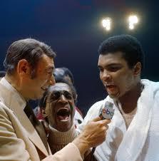 Photo of Olympics – 1984 Los Angeles – Boxing – Flywts – KOR Yong Mo Keo VS PHI Efren Taganas