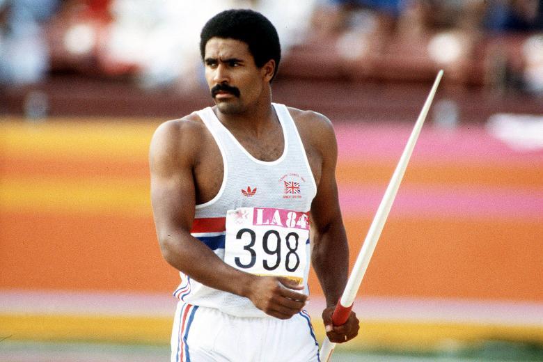 Photo of Olympics – 1984 Los Angeles – Track – Decathlon – Javelin & BBC Special On Daley Thompson