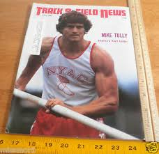 Photo of Olympics – 1984 Los Angeles – Track & Field – Mens Pole Vault – Finals – USA Mike Tully