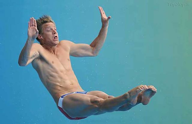 Photo of Olympics – 1984 Los Angeles – Diving – Mens Platform Prelims – Dive 8 Round