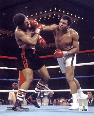 Photo of Boxing – Heavyweight Title – Champ Muhammad Ali vs Leon Spinks – 1st Fight