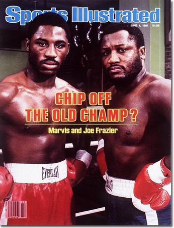 """Photo of Boxing – Heavyweight Bout – James """"Quick"""" Tillis VS Marvis Frazier"""