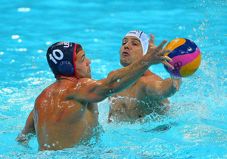 Photo of Olympics – 1984 Los Angeles – Water Polo – Mens Finals – USA VS YUG – 1st & 2nd Periods