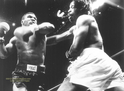 Photo of Boxing – Heavyweight Bout – Mike Tyson VS Mitch Green