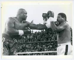 Photo of Boxing – Heavyweight Bout – George Foreman vs Adilson Rodrigues