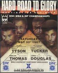 Photo of Boxing – IBF Heavyweight Title – Tony Tucker VS Buster Douglas