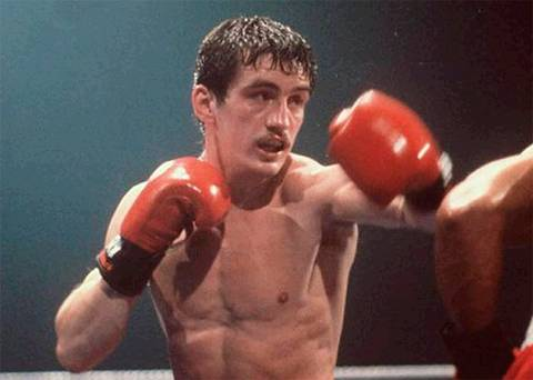 Photo of Boxing – Featherweight – 10 Round – Barry McGuigan vs Juan LaPorte