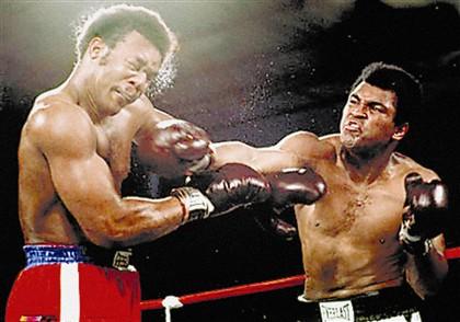 Photo of Boxing – Heavyweight Title – Muhammad Ali VS George Foreman