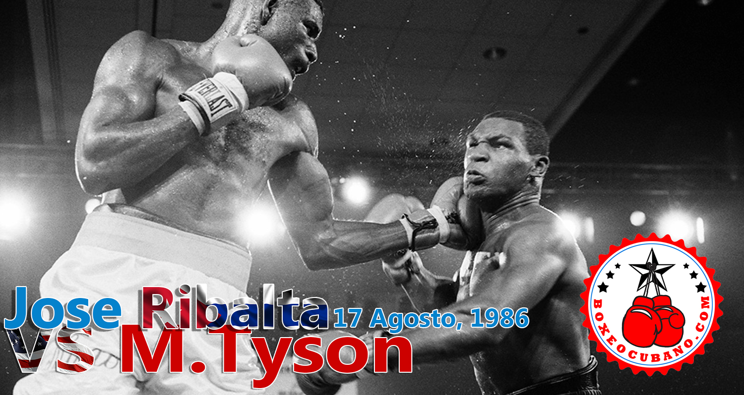 Photo of Boxing – Heavyweight Bout – Mike Tyson VS Jose Ribalta
