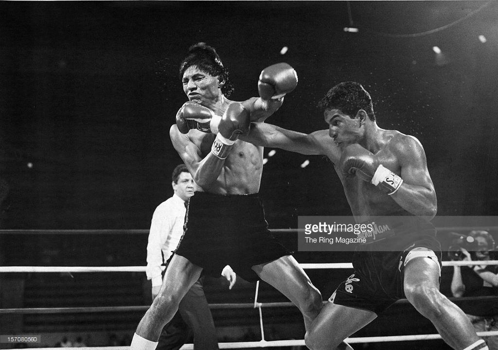 Photo of Boxing – NABF Lightweight Title – Hector Macho Camacho VS Roque Montoya