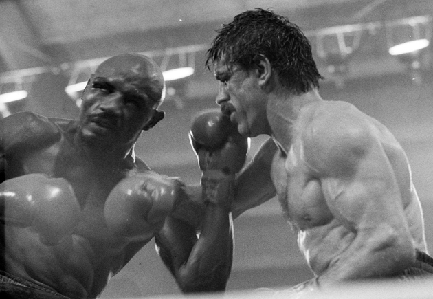 Photo of Boxing – Middleweight Title – Vito Antuofermo VS Marvin Hagler – 1st Fight Round 11 – 15