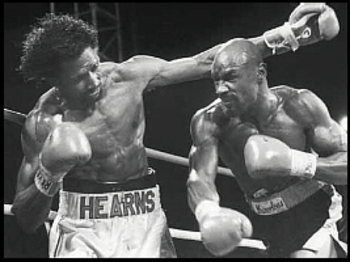 Photo of Boxing – Middleweight Title – Marvelous Marvin Hagler VS Thomas Hearns  – Revisited