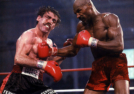 Photo of Boxing – Middleweight Title – Champ Vito Antuofermo VS Marvin Hagler – 1st Fight – Rounds 4 – 11