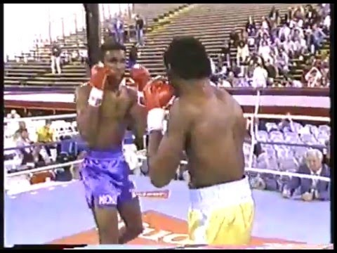 Photo of Boxing – Middleweight Bout – Michael Nunn VS Charles Campbell