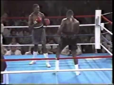 Photo of Boxing – NABF Cruiserweight Title – Henry Tillman VS Bert Cooper