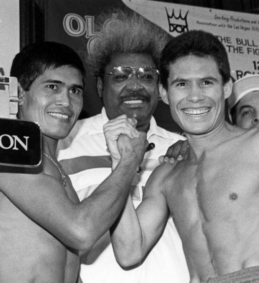 Photo of Boxing – WBC Lightweight Title – Champ Jose Luis Rameriz VS Terrance Ali
