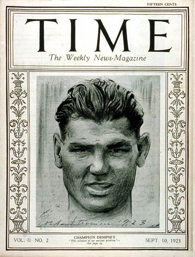 Photo of Boxing – Heavyweight Champions – Jack Dempsey – The Manassa Mauler