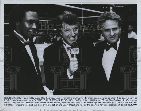 Photo of Boxing – Special – HBOs Inside Boxing With Larry Merchant